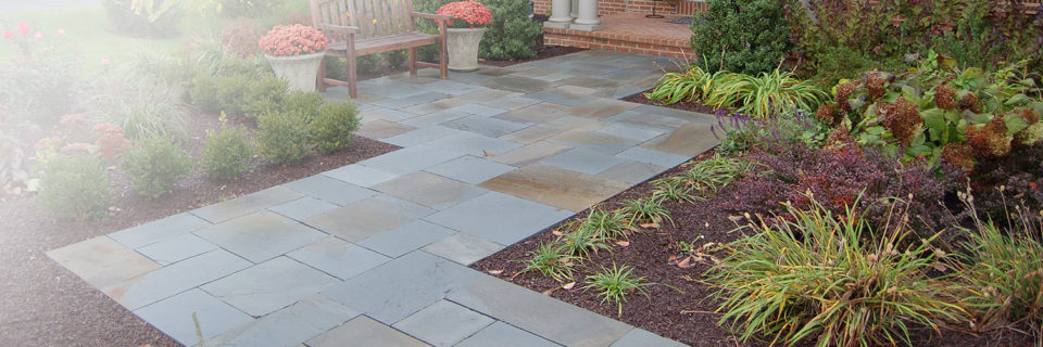 Offering a 5-year warranty on hardscapes 